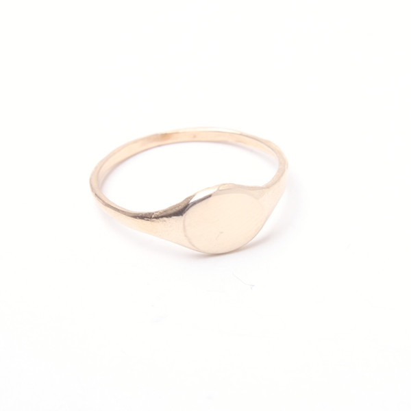 Drift/Riot Precious Things Signet Ring