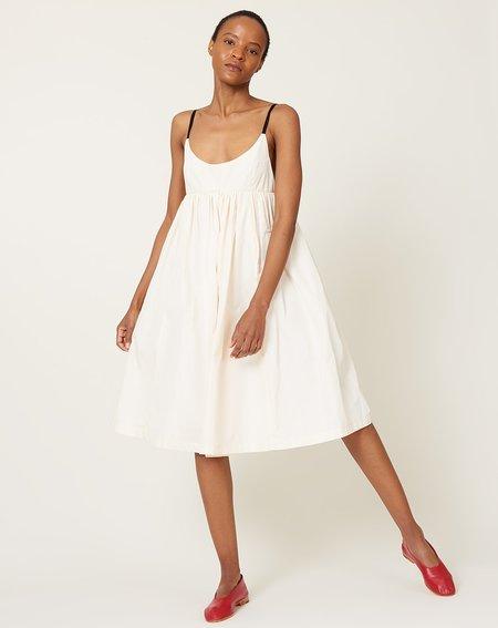 Sandy Liang Camden Dress - Panna Cotta