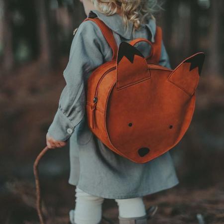 kids Donsje Kapi Special Backpack - Fox