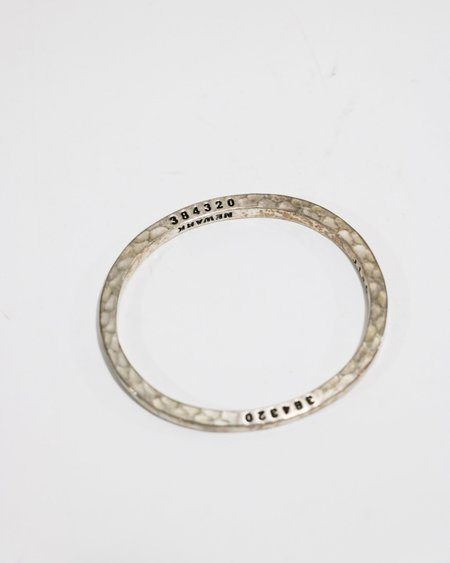 [Pre-loved] The Caliber Collection Bangle - Steel
