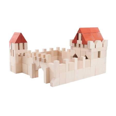 kids bajo limited edition castle building blocks