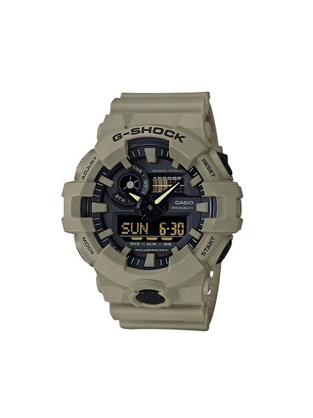 G-Shock GA-700UC-5A Watch - Army Grey