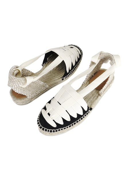 Castaner JEAN/001 Sandals - NEGRO
