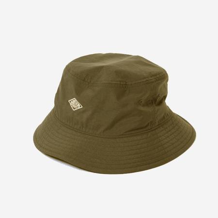 Danton Nylon Adjustable Bucket Hat - Moss Green