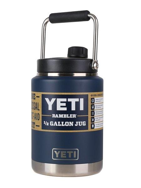 Yeti Rambler Half Gallon Jug - Navy