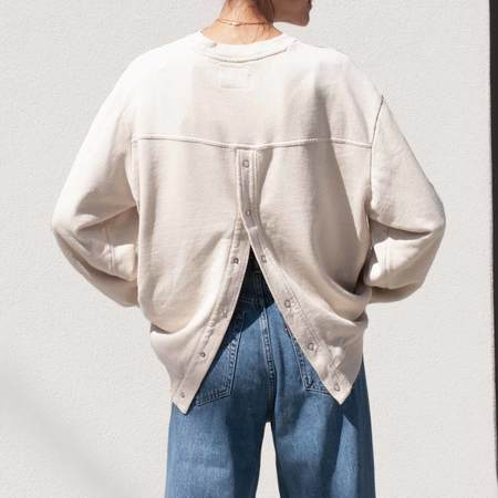 GANNI x Levi's Sweatshirt - Nature