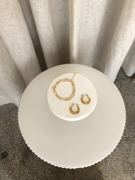 Ri-Ri-Ku Small Mushroom Jewelry Display