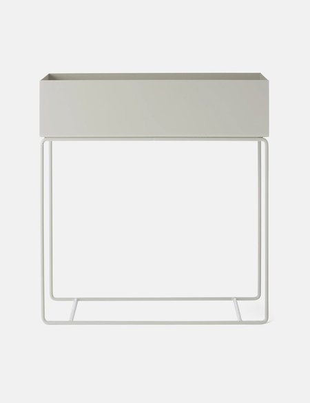 Ferm Living Plant Box - Light Grey