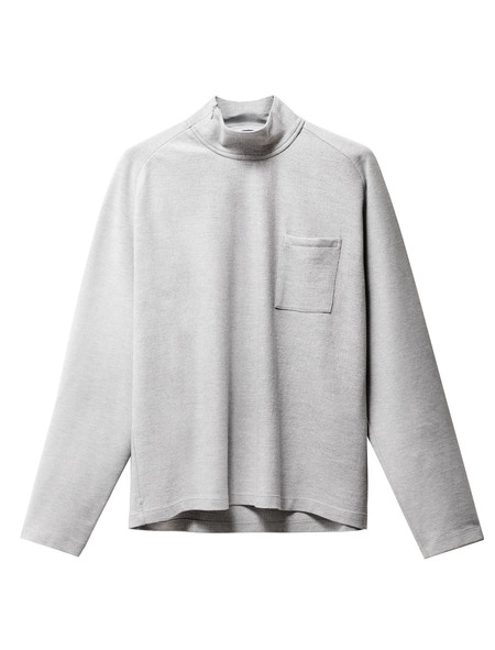 DDugoff Gordon Pullover Grey Tech