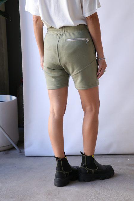 John Elliott Escobar Shorts - Brush