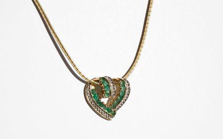 Kindred Black Chablais Necklace - Gold