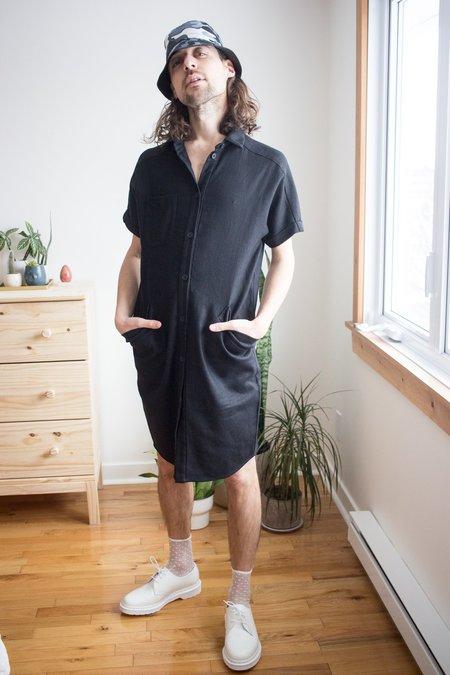 Valerie Dumaine Linwood Dress - Black