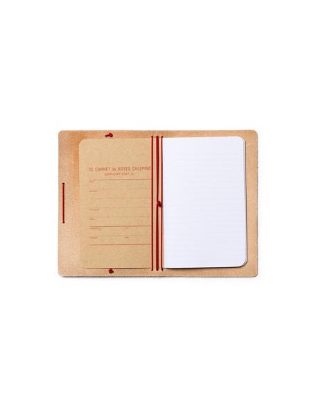 Calepino Leather Portfolio Ruled Paper no. 1