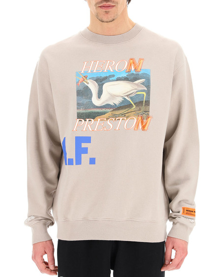Heron Preston A.F. Crewneck Sweatshirt - Multicolor