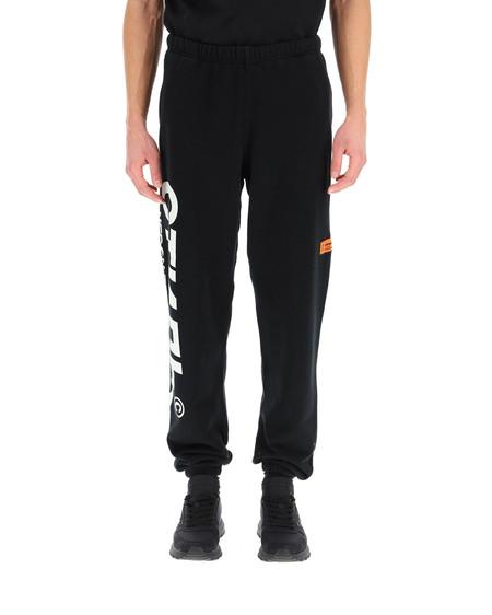 Heron Preston CTNMB Halo Sweatpants - black