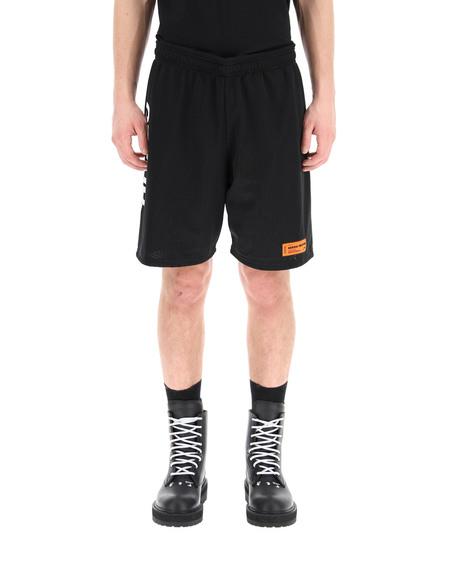 Heron Preston CTNMB Halo Basketball Shorts - black