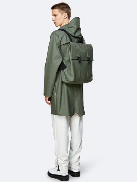 Unisex Rains Rains Messenger Bag - Olive