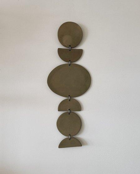 """Jenna Leigh Ceramics 18"""" Ceramic Wall Hanging"""