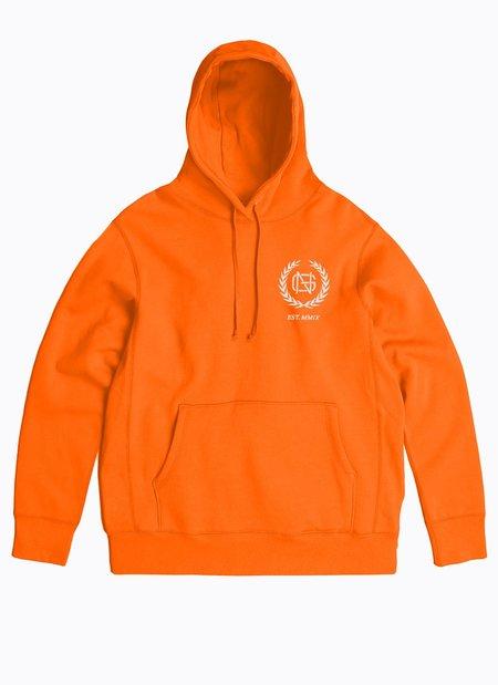 Noble Gentlemen Trading Co. NGT Team Hoodie - Papaya Orange