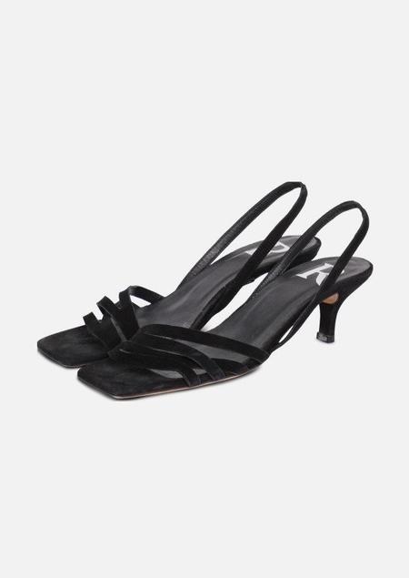 Roseanna Sea Sandals - black