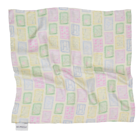 Helmstedt Lumi Stamps Scarf - multi