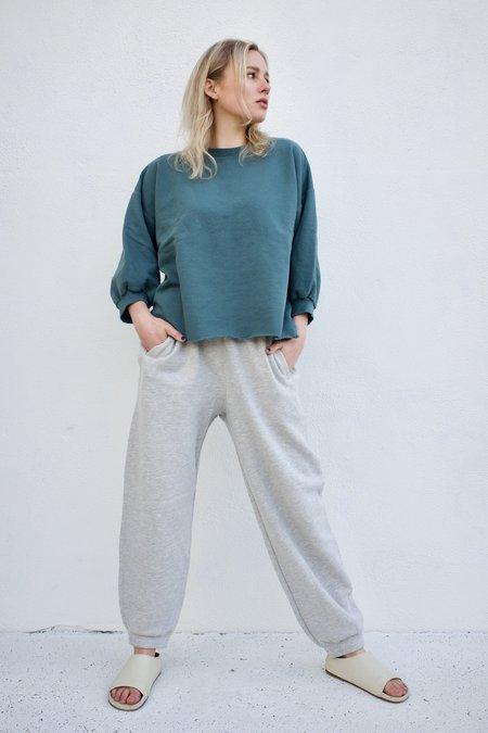 AGOLDE Balloon Sweatpant - Grey Heather