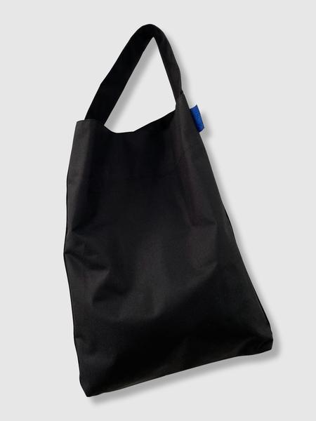 Kaan The Bucket Ottertex Waterproof Canvas Tote - Black