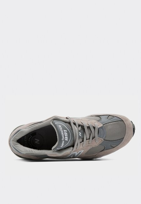 New Balance M991GL Made In England Sneakers - Grey/Silver