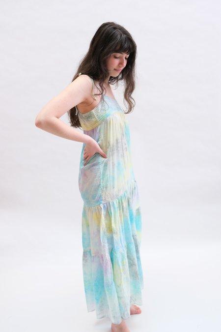 Natalie Martin Melanie Dress - Rainbow Cloud