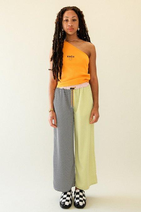 KkCo Lounge Pant - Mixed Checker