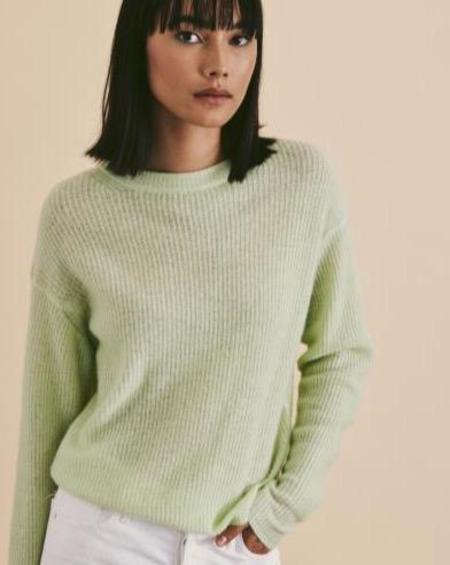 Line Akilah Sweater - PISTACH