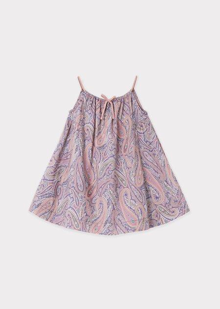 kids Caramel Cone Fish Dress - Paisley Park Pink