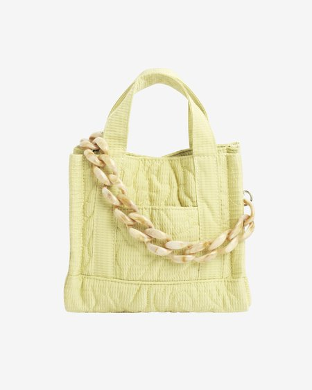 Hvisk Gleam Mini Posy Bag - Spring Green
