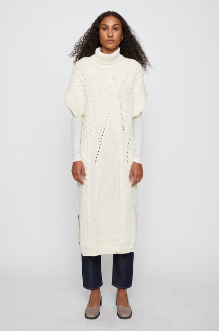 Just Female Via Knit Vest