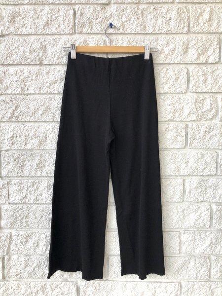 Lanston STRAIGHT LEG PANT - black