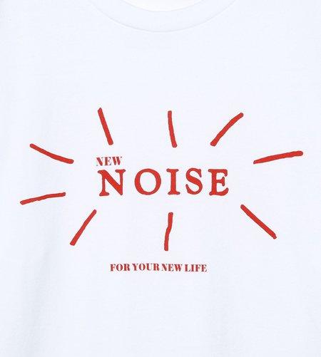 Undercover New Noise S/S T-shirt - White