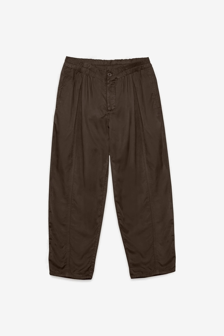 You Must Create Sylvian Trousers - Dark Olive