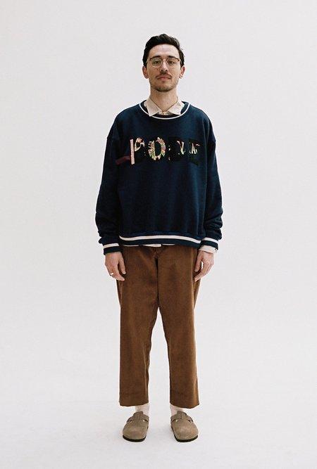 Bode Sweatshirt - Dark Navy