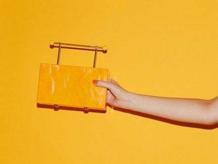 Respiro Studio Edie Bag - Amber