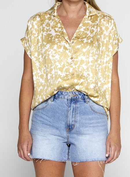 Knot Sisters Sophie top - Gold