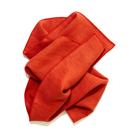 MADRE Set of 4 Medium Napkins - Tomato