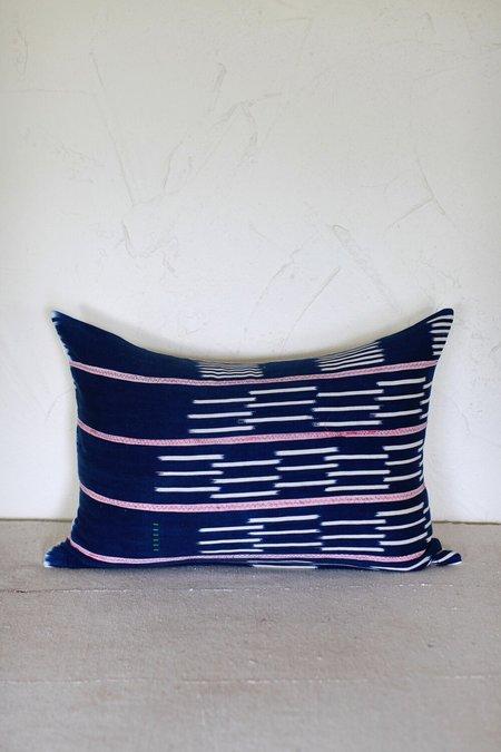 nomad collective Baulé Lumbar Pillow No. 3