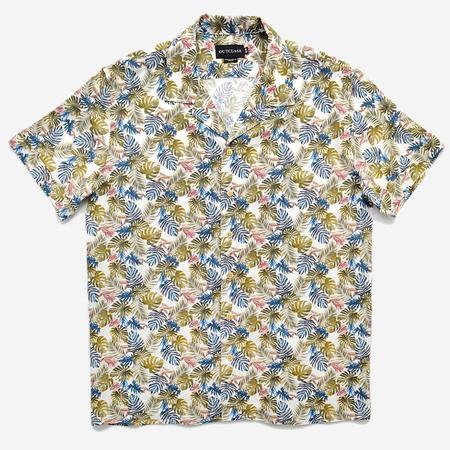 Outclass Multi Leaf Vacation Shirt - Multi Colour