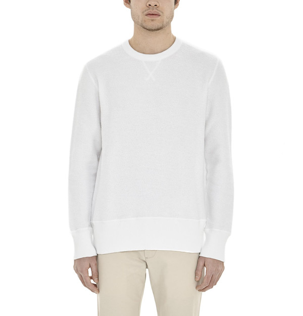 Men's Our Legacy Reversible Sweater I White