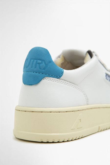 Autry Low sneakers - white/blue