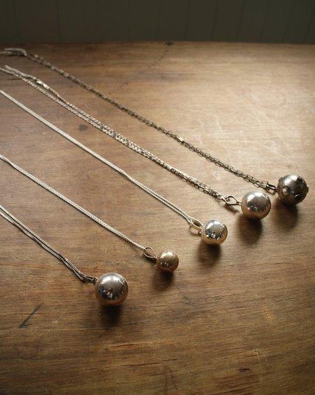 Erin Templeton harmony balls necklace