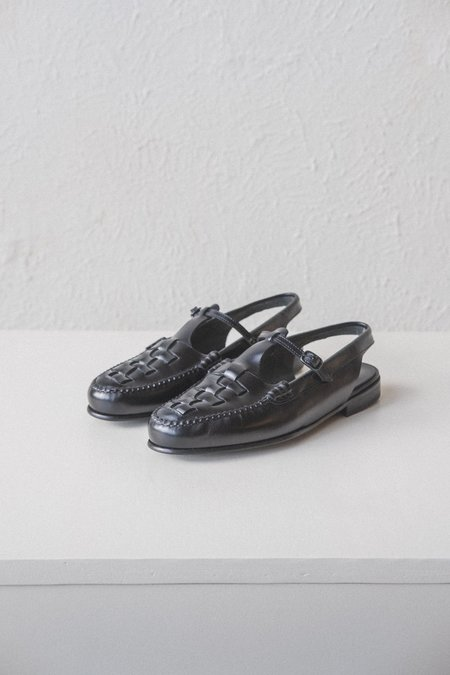 Hereu ROQUETA loafer - BLACK