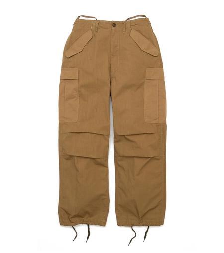 Nanamica Cargo Pants - Khaki Beige
