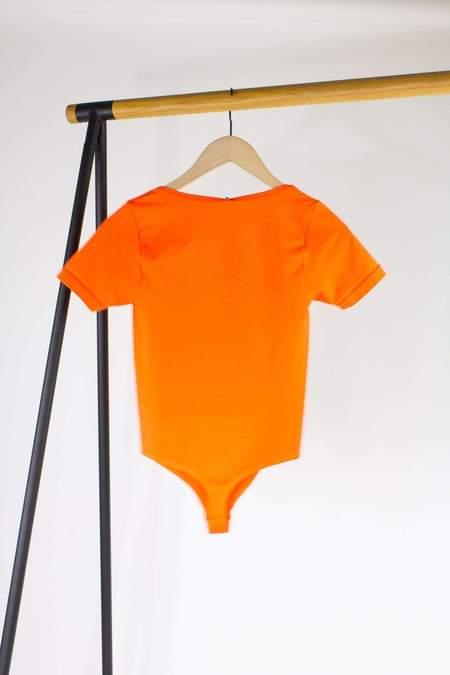 Simon Miller Eero Bodysuit - Orange