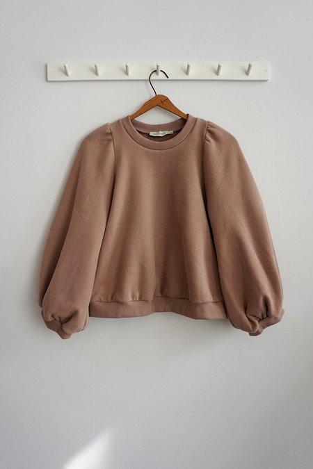 Ursa Minor Flora Sweatshirt - Rose Bisque